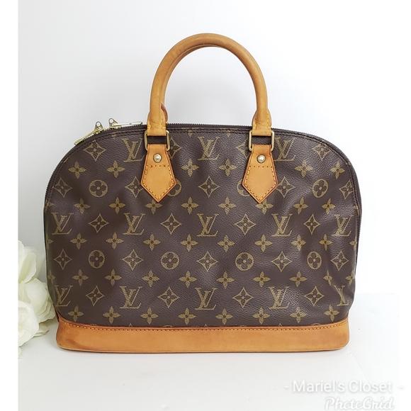Louis Vuitton Handbags - Louis Vuitton Alma #1709M